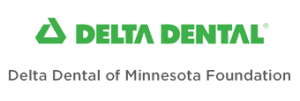 Delta Dental of Minnesota Foundation logo